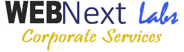 WEBNext Labs Corporate Services